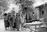 Cambodge Groupe d\'enfants 01