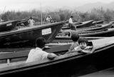 Myanmar Barques et enfants 01